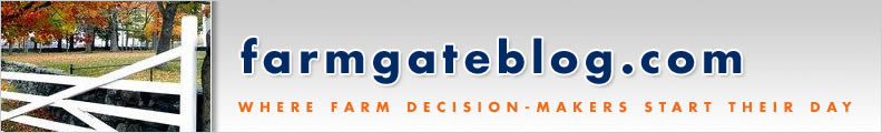 Farmgateblog.com - Where farm decision-makers start their day